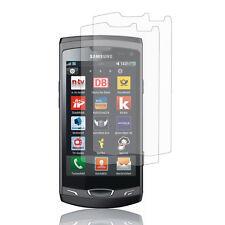 Accessori Lotto Pacco Pellicole Protezione schermo per Samsung Wave 2 S8530
