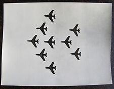 Aviation, ESCADRILLE EN VOL (PATROUILLE DE FRANCE ?)