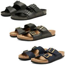Jack /& Jones Flip homme Slides Sandales avec chaussettes Rembourré matelassés Fashion