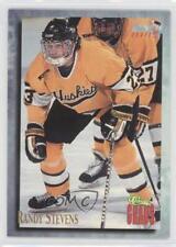 1995-96 Classic Draft 80 Randy Stevens Rouyn-Noranda Huskies (QMJHL) Hockey Card