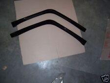 NEW SLIM WEATHERSHIELDS suit LANDCRUISER V8 VDJ79 DUAL CAB WIHOUT 1/4 GLASS