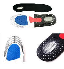 Femme Homme Semelle Gel Absorption Choc Confort Chaussures Intérieur Cadeau