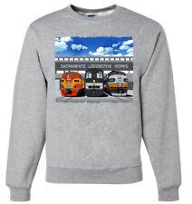 Sacramento Locomotive Works Authentic Railroad Sweatshirt [6]