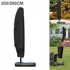 """Waterproof Garden Cantilever Parasol Umbrella Cover for 7""""-13"""" Banana Umbrella"""