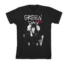 GREEN DAY - Red Hot - T SHIRT S-M-L-XL-2XL Brand New Official T Shirt