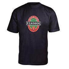 """Elkline  """" Elkohol """" Shirt zum Bier T-Shirt 2014/15 NEU"""