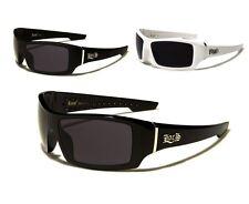 New Mens Locs Hardcore Shades Gangster Style Motorcycle Biker Sport Sunglasses