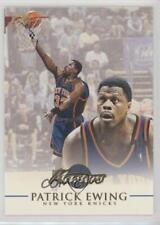 1999-00 Topps Gallery #112 Patrick Ewing New York Knicks Basketball Card