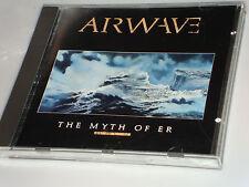 AIRWAVE THE MYTH OF ER CD 1989 POP ALBUM MIT DUST OF TRAVEL / RENAISSANCE  (YZ)
