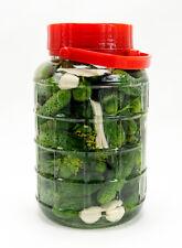 Gurkenglas, Einmachglas, Einmachgläser 5/8/10 l aus Glas mit Deckel