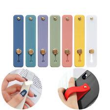 Soporte de silicona para agarre de anillo de dedo Soporte de banda de mano
