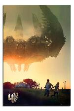 Transformers 4 una hoja grande Maxi Pared Poster Nuevo-Laminado disponible