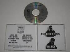 DEFINITION OF SOUND/THE LICK (CIRCA 7 86460 2) CD ALBUM