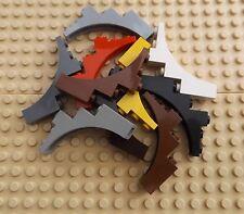 8 lego brick arch 1 x 5 x 4 continuo con fiocco stile colore a scelta che si desidera 2339
