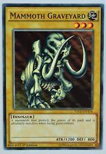 YuGiOh Mammoth Graveyard YGLD-ENA16 Common 1st Edition