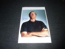 """JOHN CLEESE signed Autogramm auf 18x27 cm Bild """"MONTY PYTHON"""" InPerson LOOK"""