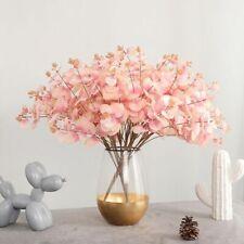 Wedding Imitation Eucalyptus Flower Fake Plants Artificial Flower Home Decor