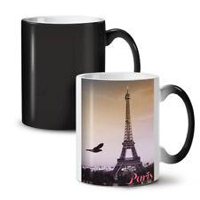 Parigi Amore foto Fashion NUOVO colore modifica Tè Tazza Da Caffè 11 OZ (ca. 311.84 g) | wellcoda