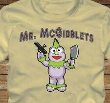 MR. MCGIBBLETS T-Shirt - Mens/Unisex -14 color options- the league