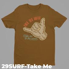 Surfing Retro T-Shirt Designs 29SURF-Take Me