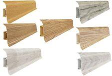 PVC SKIRTING BOARD 1.20m 55MM IZZI-FLEX