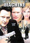 Machine (DVD, 2006) James Russo. Michael Maden, Neal McDonoug   LN