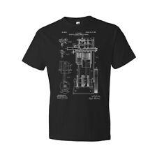 Gas or Oil ICE Engine Shirt Gearhead Gifts Mechanical Engineer Engineering Gift