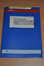 VW Polo 3 III 6N Caddy Variant Schaltgetriebe 02A Werkstatthandbuch