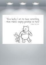 Winnie The Pooh Art Posters Ebay