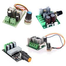 3/10/15A PWM DC 6V-28V/6-90V/12V-36V/12V-40V Motor Adjuster Speed Control Switch
