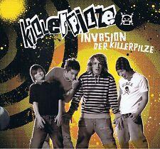 Killerpilze - Invasion Der Killerpilze - CD NEU OVP PUR-Edition Scheissegal