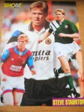 1992/1993 Aston Villa - Staunton, Steve [Away Kit] Maga