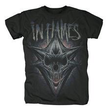 IN FLAMES - Hooked Jesterhead T-Shirt