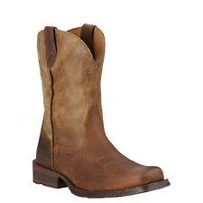 Ariat Men's Rambler Boots Brown Bomber 10002317