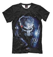 Predator tee - legendary character of great movie t-shirt HD print alien
