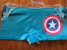 Disney and Marvel Comics Girls Boyshort and Bikini Underwear