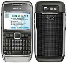 NOKIA E71 GRIS ACIER/BLANC 3 G wifi (débloqué) + accessoires Garantie Vendeur Britannique