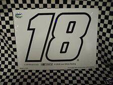 """NASCAR MAGNET 7"""" X 5"""" KYLE BUSCH OR KASEY KAHNE OR DALE EARNHART JR"""