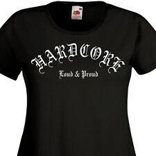T-shirt femme HARDCORE Loud & Proud  Madball Agnostic Front Ryker's Dropkick