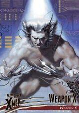 1996 FLEER ULTRA X MEN  WOLVERINE BASE / BASIC  CARDS  001 TO 100 CHOOSE