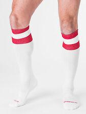 barcode Berlin, Football Socks, weiß/rot, 90143/201, günstiger im Doppelpack
