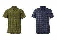 Bergans Hemd Langli Shirt SS Hemd Shirt Sommershirt Funktionsshirt UV Schutz