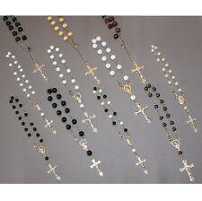Bracelet CHAPELET CRISTIANO ROSARY Couleur au CHOIX NEUF
