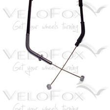 JMT Throttle Cable Close fits Kawasaki ZRX 1200 R Handlebar Fairing 2001-2006
