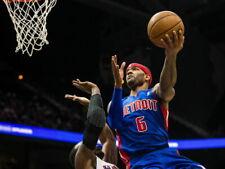 Josh Smith Detroit Pistons Layup Basketball Giant Wall Print POSTER