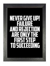 X141 Jim Valvano quote Motivational Animal Lion 12x8 40x27 Hot Wall Poster