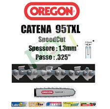 "CATENA OREGON SPEED CUT 95TXL PROFESSIONALE PASSO 325"" SPESSORE 1,3MM NEW 95VPX"