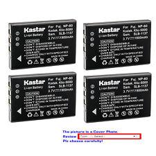 Kastar Replacement Battery for HP R07 & Photosmart R927 Photosmart R937 Camera