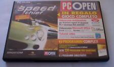 SPEED THIEF gioco pc originale completo ITA corse game auto