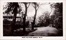 Romiley. Birch Vale Drive # 3 by C. & O. Winn, Romiley.